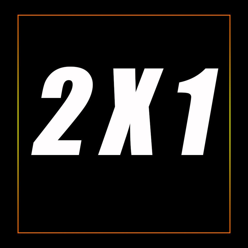 PROMOCION 2 X 1