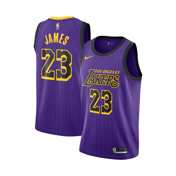 LAKERS - CITY EDITION - JAMES 23