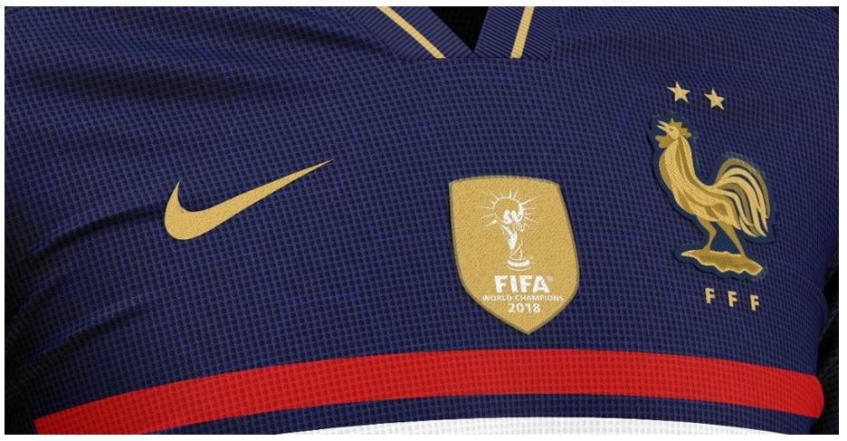 ¿Ya vieron los impresionantes diseños Nike France 2019 de Saintetixx?