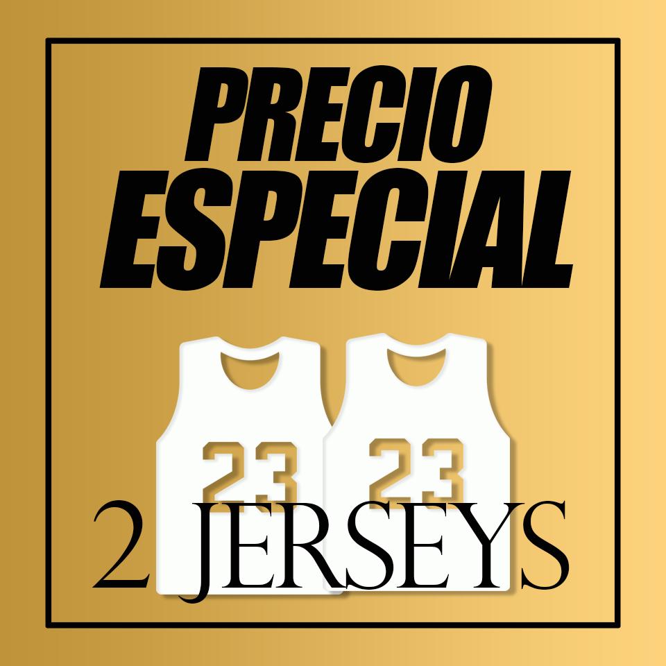 2 JERSEYS
