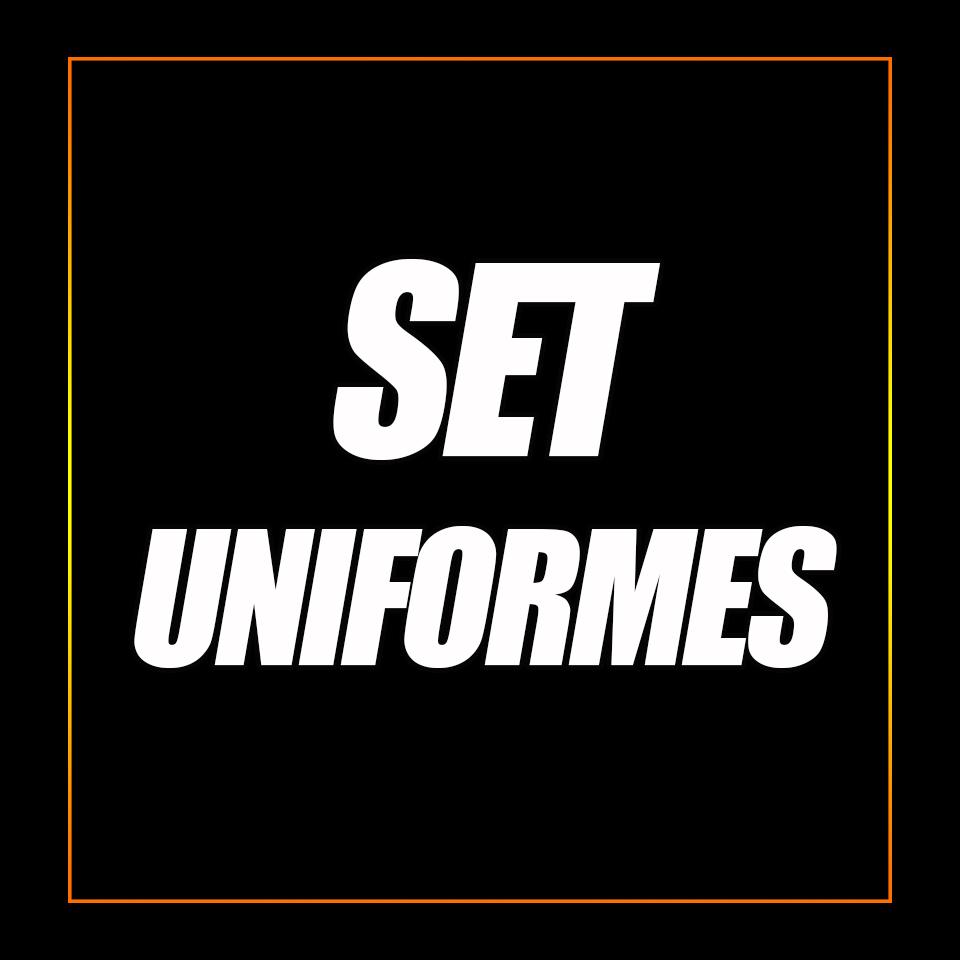 1. SETS DE UNIFORME