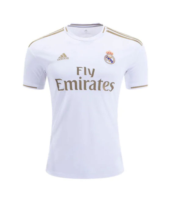 Camiseta Local 2019-20 (Climalite) Real Madrid CF