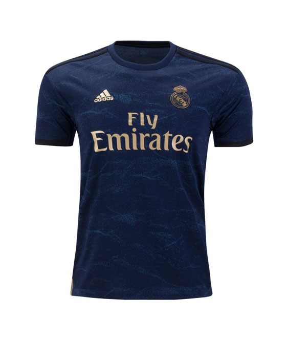 Camiseta Visitante 2019-20 (Climalite) Real Madrid CF