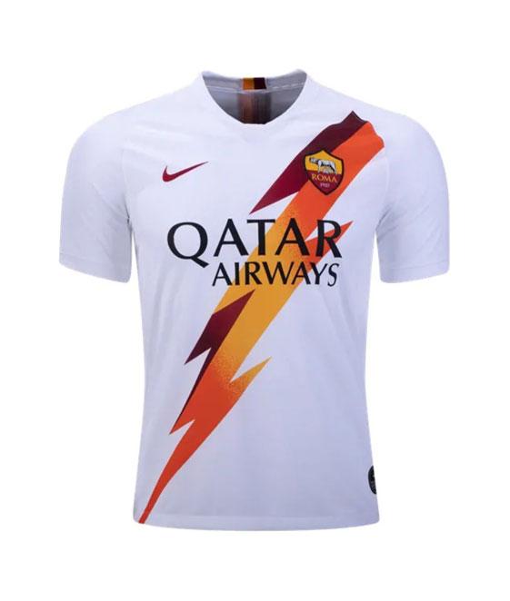 Camiseta Visitante 2019-20 Roma